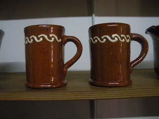 bruin aardewerk 012