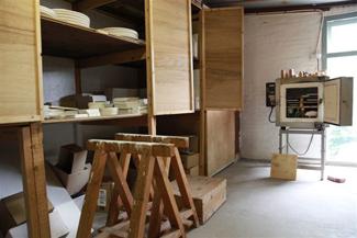 pottenbakkerij-werkplaats